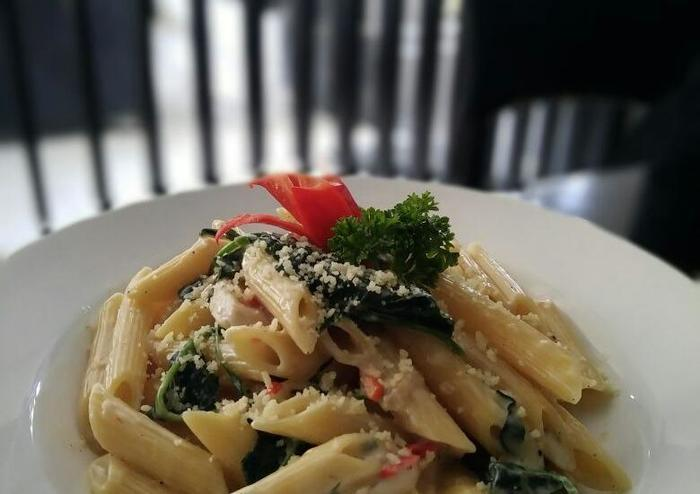 The Radiant Hotel Bali - Penne Spicy Pasta