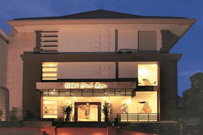 Hotel Puri Ayu Bali - Tampilan Luar Hotel