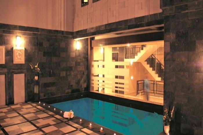 Hotel Puri Ayu Bali - Kolam Renang