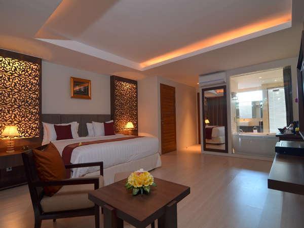 Villa Kayu Raja Bali - King Size Bed