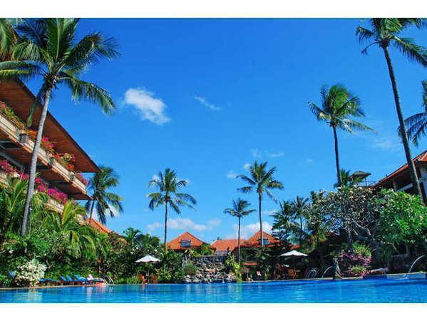 Sari Segara Resort & Spa Bali - Kolam Renang