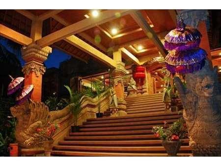Sari Segara Resort & Spa Bali - DEPAN