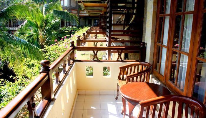 Sari Segara Resort & Spa Bali -  Balkon/Teras