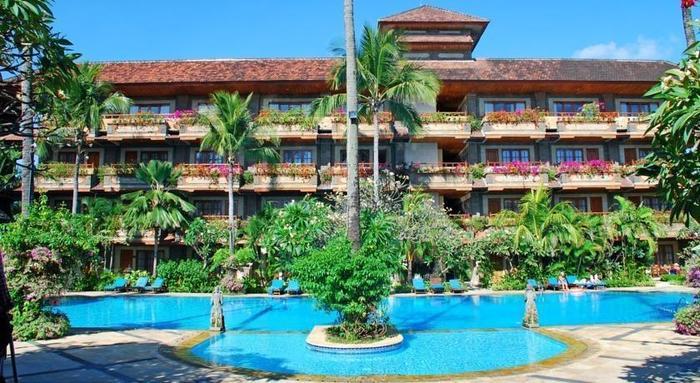 Sari Segara Resort & Spa Bali - Eksterior