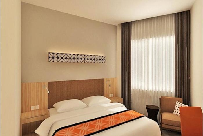 Cipta Hotel Pancoran - Kamar Deluxe