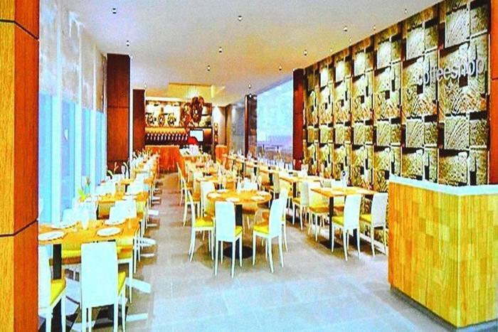 Cipta Hotel Pancoran - Coffee Shop