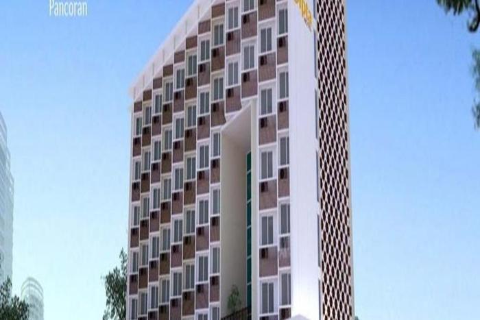 Cipta Hotel Pancoran - Tampilan Luar Hotel