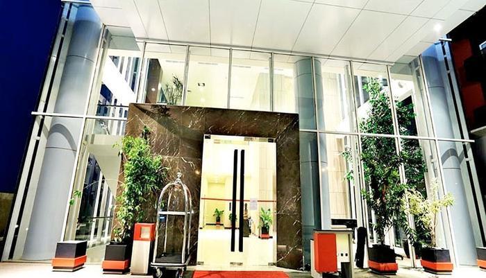 Cipta Hotel Pancoran - Eksterior