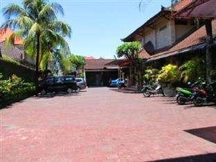 Bali Sandy Resort Bali - Tempat parkir