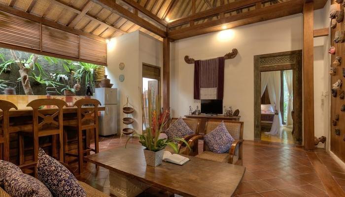 Villa Kampung Kecil Bali - Purwodadi Villa (Two Bedroom)