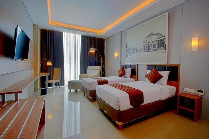 Pasar Baru Square Hotel Bandung - Executive Twin