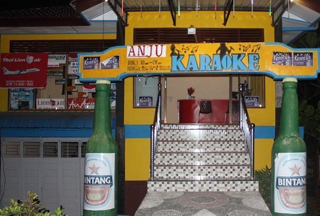 Anju Cottage Samosir - Karaoke