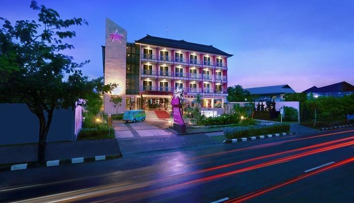 Fame Hotel Sunset Road Kuta Bali - Exterior