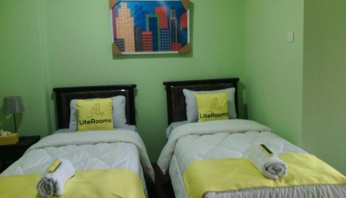 Lite Rooms Jakarta - LITE TWIN