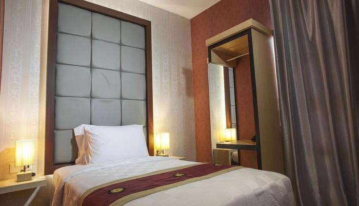 Jles Hotel Manado Manado - Single Room