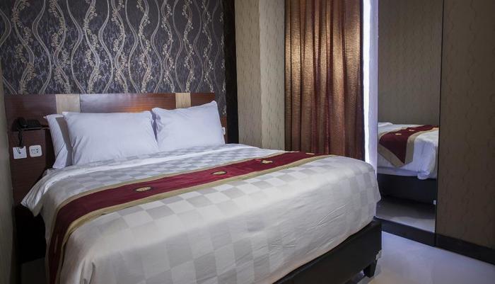Jles Hotel Manado Manado - Room Deluxe Double