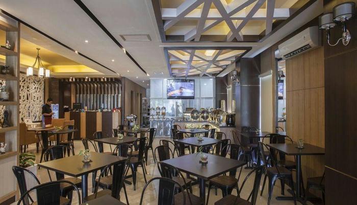 Jles Hotel Manado Manado - Restoran