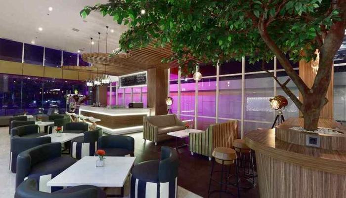Cordela Hotel Senen - Lobi Loungetive