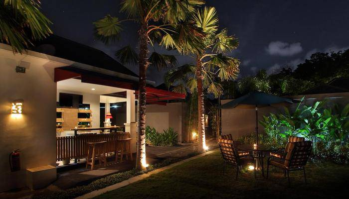 Agata Villas Bali - Pemandangan