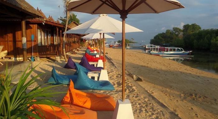 Tinggal Premium Banjar Kelod Bali - Bean bag