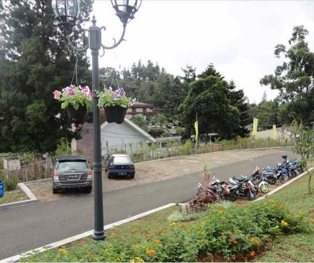 Casa Monte Rosa Hotel Bogor - Eksterior