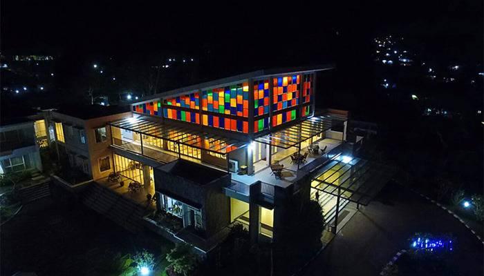 Casa Monte Rosa Hotel Cianjur - PEMANDANGAN