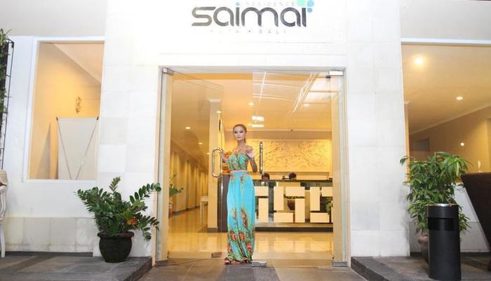 Saimai Residence Bali - bangunan