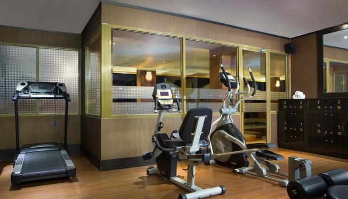 Best Western  Makassar - Fitness Centre
