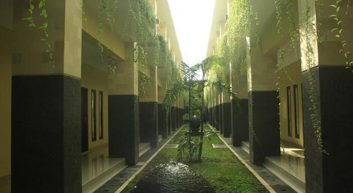 Bali Mega Hotel Bali - Eksterior