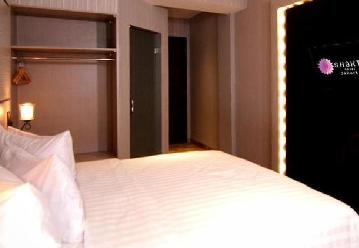 Shakti Hotel Jakarta - Kamar tidur