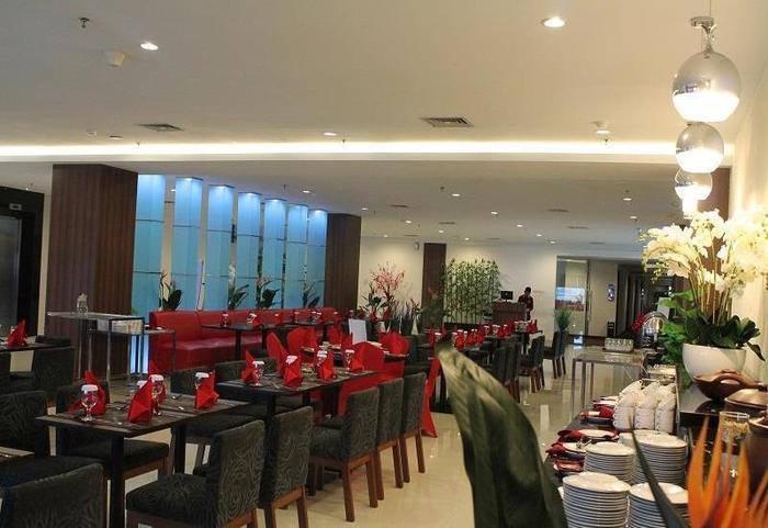 Ameera Hotel Pekanbaru - Restoran