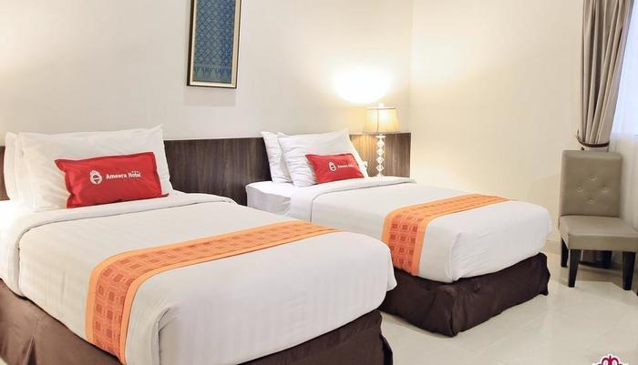 Ameera Hotel Pekanbaru - bisnis twin