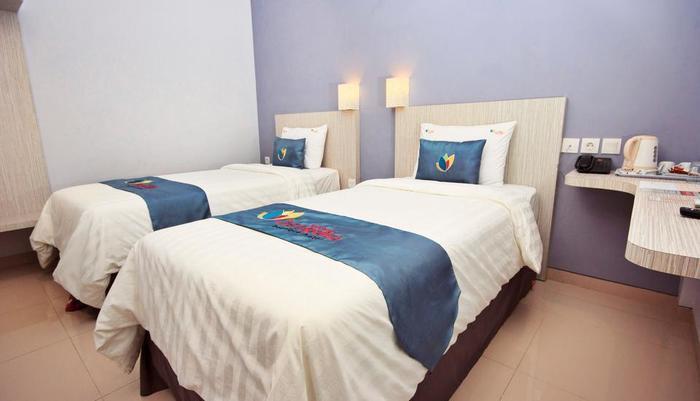 Hotel Graha Cempaka Surabaya - Kamar superior twin