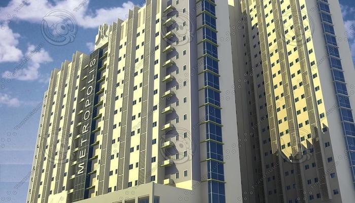 Hotel Graha Cempaka Surabaya - Apartemen Metrolis dekat dengan hotel kami