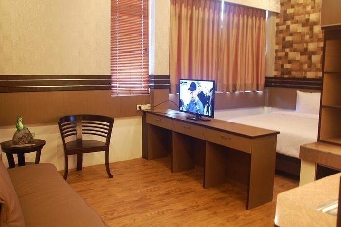 Gandhi Inn Medan - Studio Room