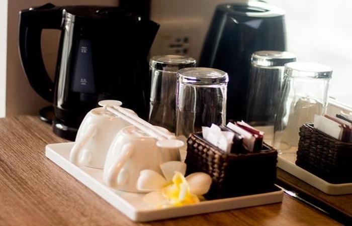 Swiss-Belresort Pecatu Bali - Pembuat kopi dan teh