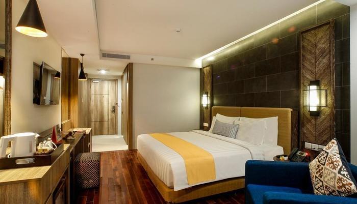 Swiss-Belresort Pecatu Bali - Deluxe King