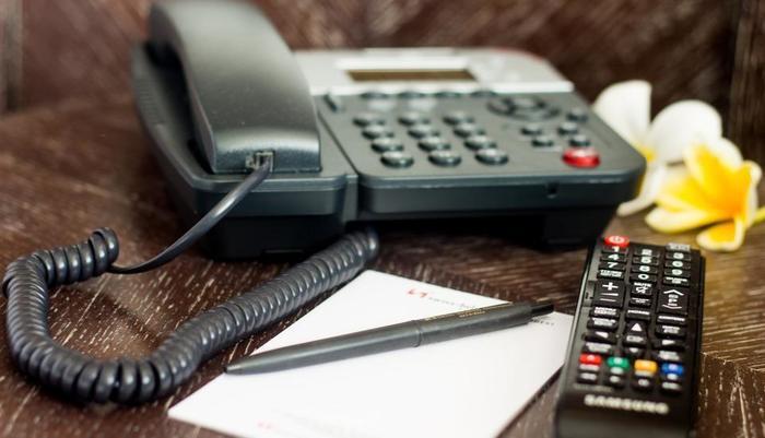 Swiss-Belresort Pecatu Bali - Telephone
