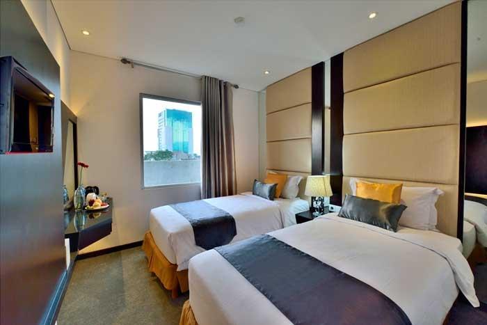 Serela Waringin Hotel Bandung - Guest Room