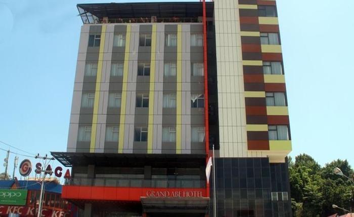 Grand Abe Hotel Jayapura - Eksterior