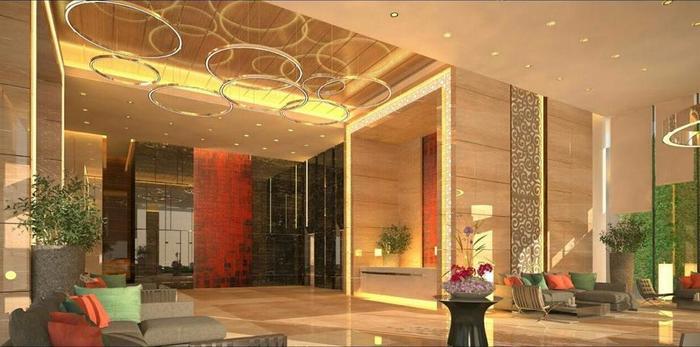 Melia Makassar Makassar - lobby
