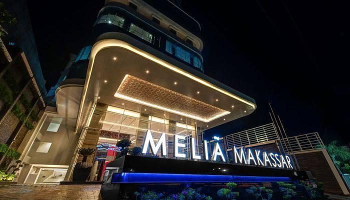 Melia Makassar - Building