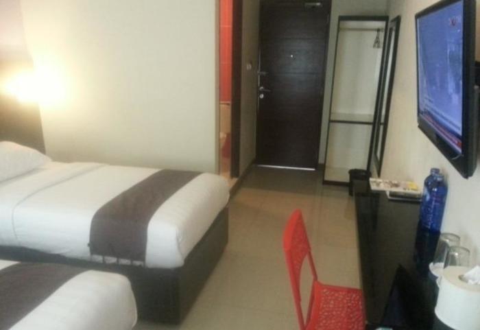 Budget Hotel Ambon - Kamar tamu