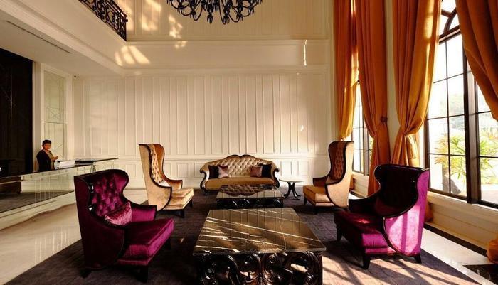 Lafayette Boutique Hotel Yogyakarta - Lobby