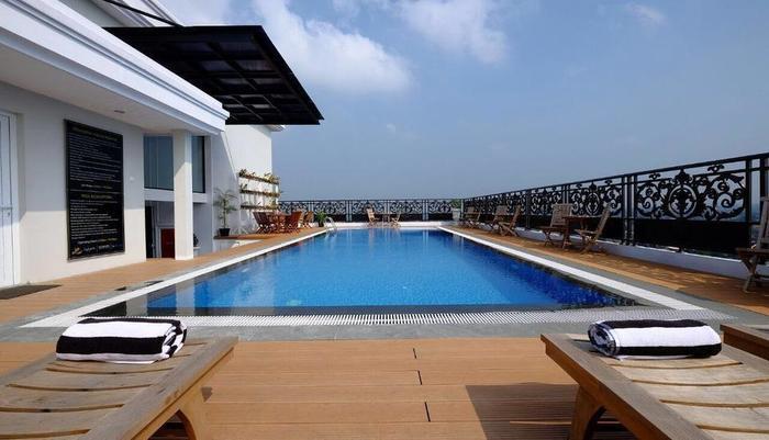 Lafayette Boutique Hotel Yogyakarta - Pool