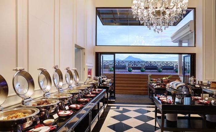 Lafayette Boutique Hotel Jogja - Breakfast
