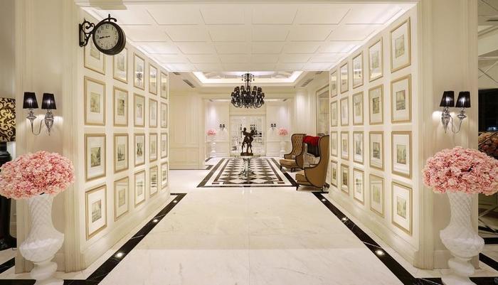 Lafayette Boutique Hotel Jogja - Lobby