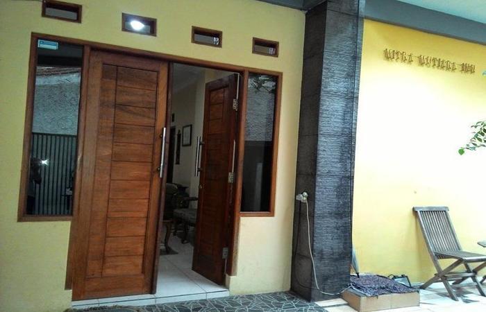 Mitra Mutiara Inn Bandung - Eksterior