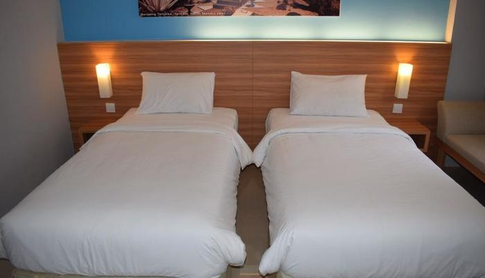 ParagonBiz Budget Hotel Tangerang - KAMAR DELUXE