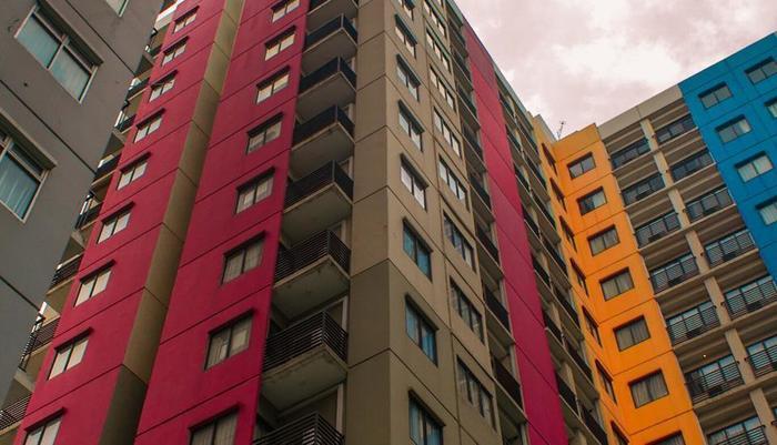 ParagonBiz Budget Hotel Tangerang - Tampilan Gedung